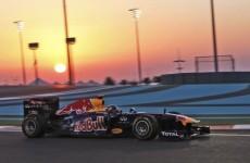 Vettel not surprised to put practice woes behind him in Abu Dhabi