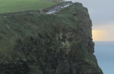 US tourist 'photographed image of Jesus' on Irish cliffs
