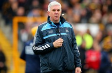 Ger Cunningham names his Dublin team for tomorrow's Leinster SHC quarter-final