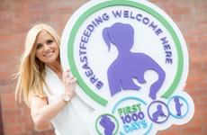 This 'Breastfeeding Welcome Here' sign is coming to a cafe near you