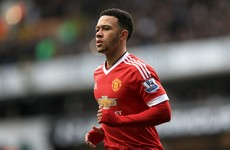 Memphis Depay left out of Manchester United's FA Cup final squad