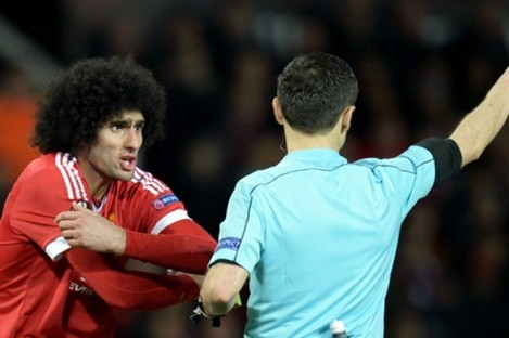 """Fellaini: """"If I had to listen to all the opinions about me, my head would explode."""""""