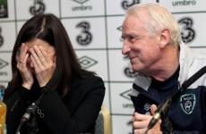 Room for improvement as smiling Trapattoni looks to the future