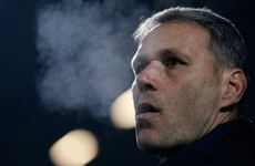 Van Basten calls for offside rule to be abolished