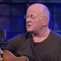 Christy Moore's performance of 'Joxer' on The Late Late last night had the nation buzzing