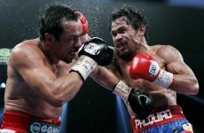 Pac-man pushed all the way in controversial bout