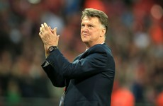 Van Gaal holds tongue amid reports Mourinho to replace him as Man United manager