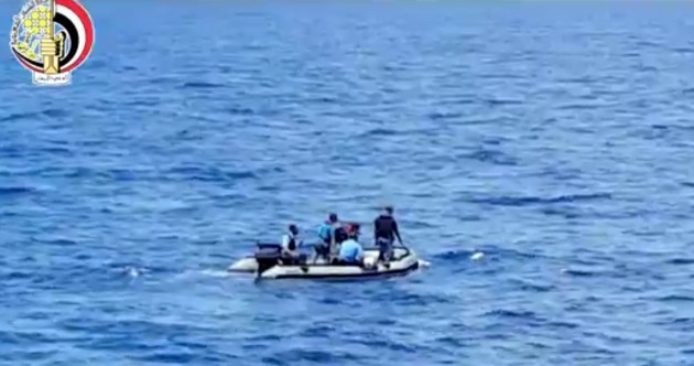 Egypt dispatches submarine to aircraft crash zone as mystery over disaster remains
