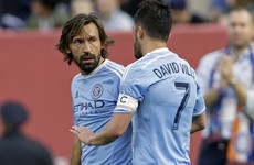 Vieira's New York City suffer record-equalling derby defeat despite fielding Pirlo and Villa