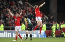 HEC Hard Yards: O'Gara comes to Munster's rescue
