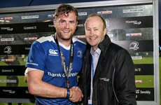 'Johnny is a very emotional man' - Heaslip on Sexton's heart-on-sleeve approach