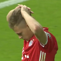 There was quite an embarrassing shootout moment in the German Cup final yesterday
