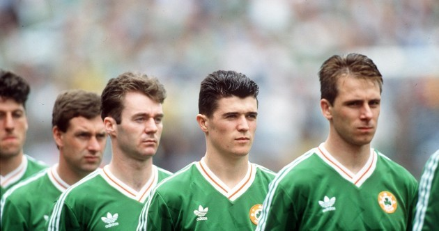 It's a quarter of a century since a promising teenage Forest midfielder made his Ireland debut