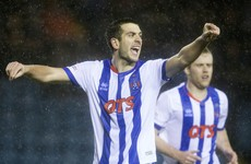 Joy for ex-UCD player as Kilmarnock seal Scottish Premiership play-off final victory