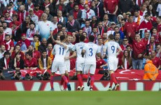 Kane and Vardy on target as England secure Euros warm-up win