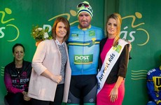 Waterford's Ciarán Power steals the show on opening day of Rás