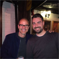 Doug from House of Cards hit some classic Dublin pubs over the weekend