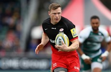 Leaving Chris Ashton out of England squad was an 'easy call'