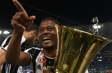 Another medal under his belt, Evra extends Juve contract beyond his 37th birthday