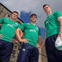Munster playmaker Johnston back as Ireland U20 name World Champs squad