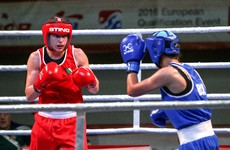 Katie Taylor is now just one win away from Olympic qualification