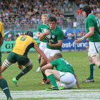 Ex-Ireland U20 hooker in England Saxons squad but Ashton misses out