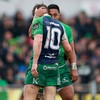 'I've told him I'll come back and get him' - Connacht sorry MacGinty must leave