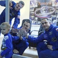 Watch: manned Russian Soyuz launches from Kazakhstan