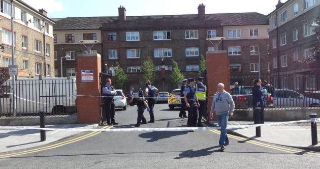 Inner city shooting: Gareth Hutch gunned down at flats complex