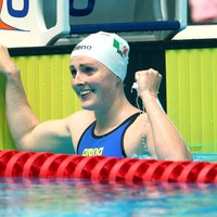 'I'm not okay with just being okay' - Irish swimmer Fiona Doyle on her Olympic ambitions