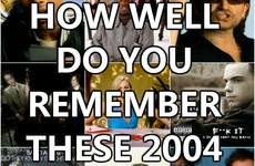How Well Do You Remember These 2004 Bangers?