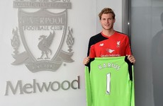 Look out, Mignolet! Liverpool sign Karius - and hand him the number one shirt