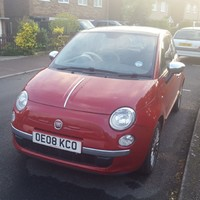 This car owner is advertising their dodgy old Fiat in a brilliantly honest way