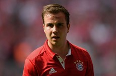 Mario Gotze praised for rejecting 'easy solution' of Liverpool