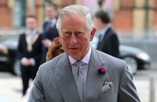 Prince Charles is heading to Donegal today