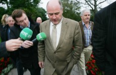Grealish confirms defection to Dáil opposition benches