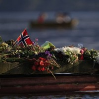 Norway massacre survivors watch suspected gunman's court appearance