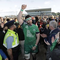 'Bundee Aki could become mayor of Galway, the way people are loving him!'