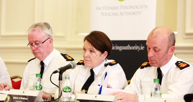 It doesn't deal with complaints, so what does the Policing Authority do?