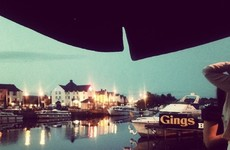 Here's why Gings bar in Carrick-on-Shannon is the best place to be when the sun's out