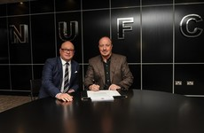 Rafa Benitez signs three-year deal to remain at relegated Newcastle