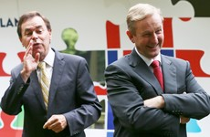 Kenny corrects Dáil record over Alan Shatter's resignation
