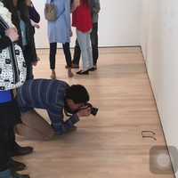 This teenager pulled off an absolutely superb art gallery prank