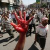 Aid workers freed in Yemen