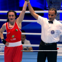 Going for gold! Kellie Harrington books her place in the world championship final