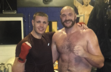 Tipp's Con Sheehan helping Tyson Fury to prepare for Klitschko rematch