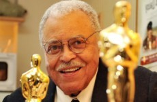 Star Wars' James Earl Jones honoured with lifetime achievement Oscar