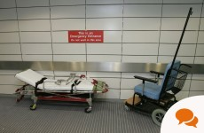 Column: 'The system is sick' – inside a hospital emergency department