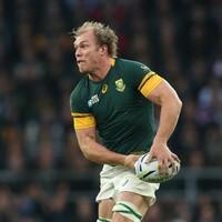 Schalk Burger to miss South Africa's summer Tests against Ireland