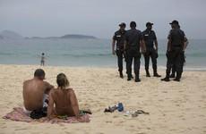 Gunmen run wild in Rio tourist spots ahead of Olympics